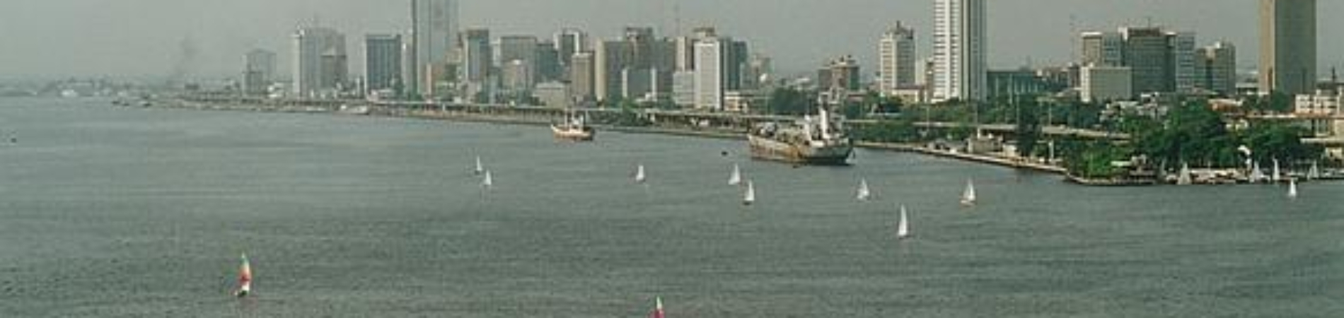 Lagos Bay, Nigeria