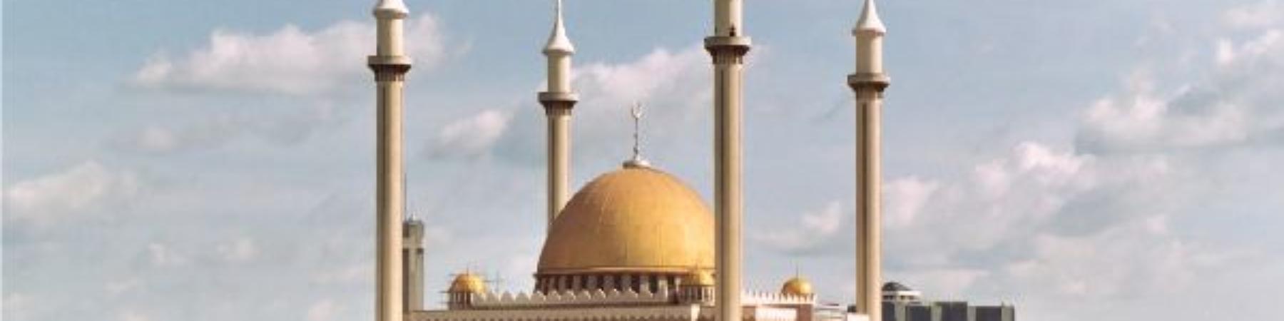 Mosque @ FCT Abuja, Nigeria