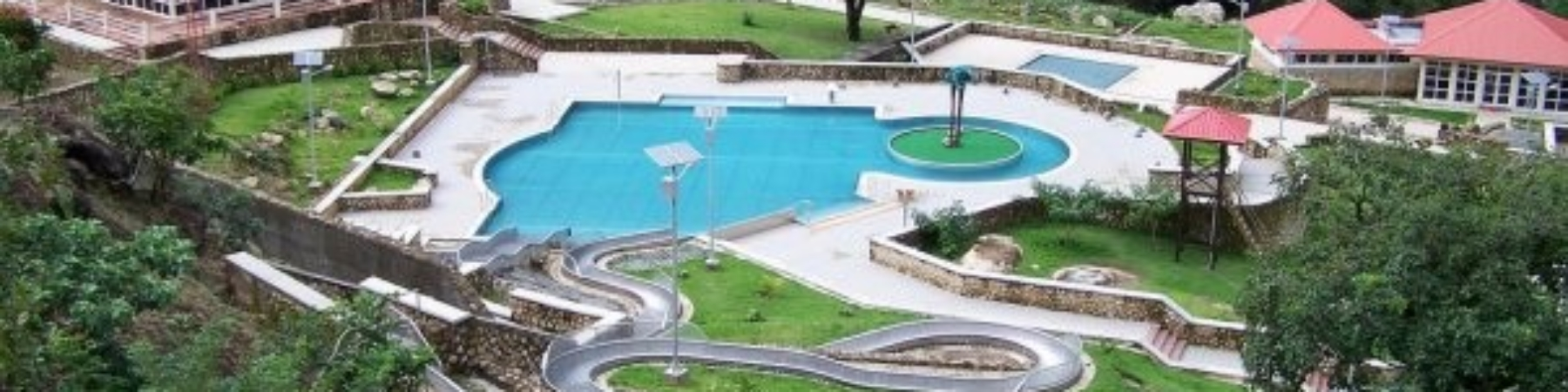 Obudu Mountain Resort, Calabar, Nigeria