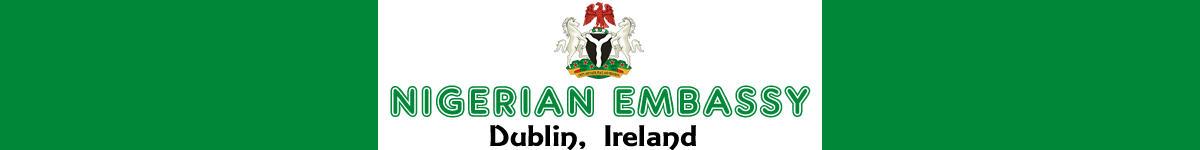 Nigerian Embassy Dublin, Ireland
